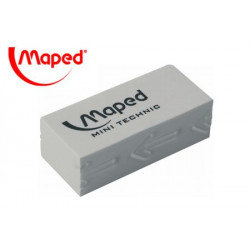 GOMME BLANC MAPED 011600