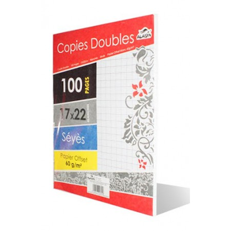 DOUBLE FEUILLE PM 60GR...