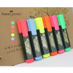 Stylo fluo FABER CASTELL
